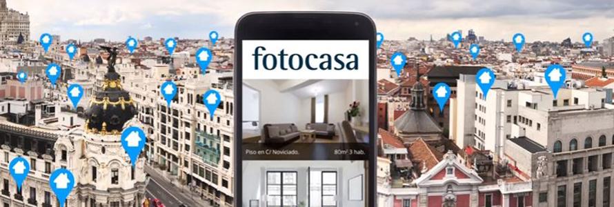 Ahora m s pisos que nunca la nueva campa a publicitaria for Inmobiliaria fotocasa