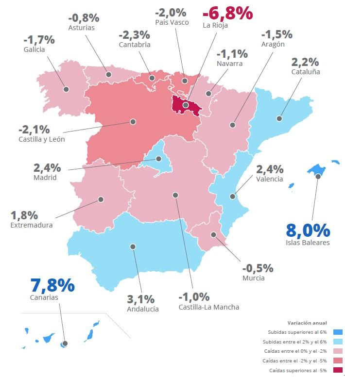 3. mapa España